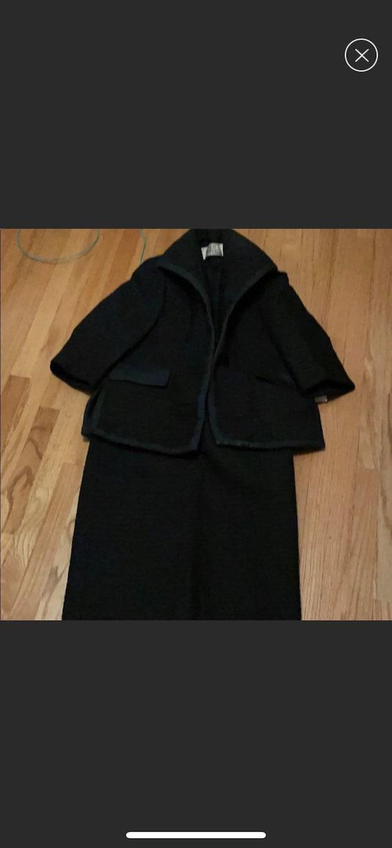 Lilli Ann vintage skirt suit