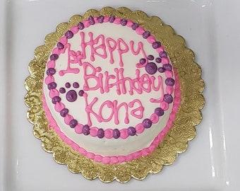 Small Circle Cake