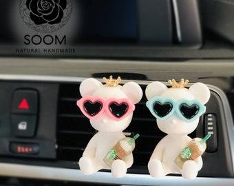 Miniature Sunglasses/Car Accessories/Car Air Freshener/Plaster | Etsy