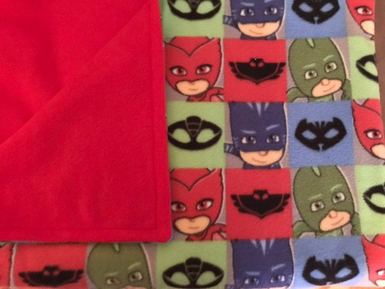 PJ Mask Fans Will Love This Super Soft Fleece Blanket That Is  f5a8a36b5