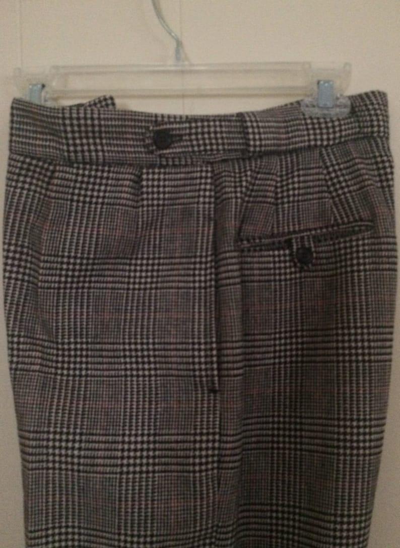 576d2b20 Vintage Ladies Ralph Lauren Polo Dress slacks, Vintage clothes, Ladies wool  slacks, 30