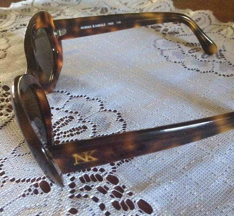 08fb60bd44dc Vintage Sunglasses Norma Kamali 7002 110 Sunglasses 100% UV