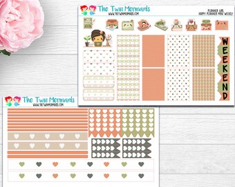 Planner Girl Weekly Layout Mini Happy Planner Planner Stickers