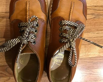 leather childrens shoes toddler size 8