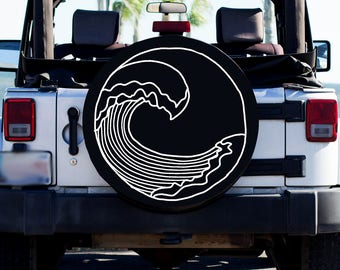 Cute jeep spare tire covers