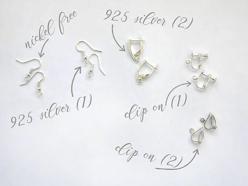 Monochrome earrings for women gift for coworker gift Butterfly wing earrings contrast jewelry everyday earrings Contemporary jewelry for her
