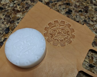 P25 Tea-Pot Rubber Stamp WM