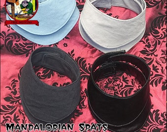 Boba Fett Spats - Mandalorian - ROTJ/SE/OT - Custom -