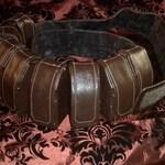 Boba Fett ROTJ belt + pouches star wars 501st/mando mercs