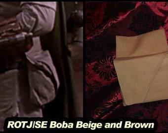 Hip Pouches (2) - Boba Fett (ROTJ/SE/ESB), Scout Trooper, Shadow Scout, Custom Mandalorian