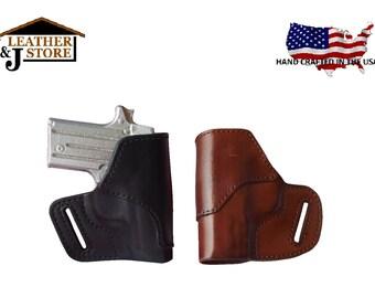 J&J Custom Fit Kimber Micro 380 OWB Belt Carry Formed Premium | Etsy
