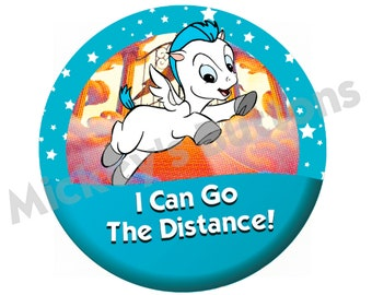 I Can Go The Distance – Pegasus