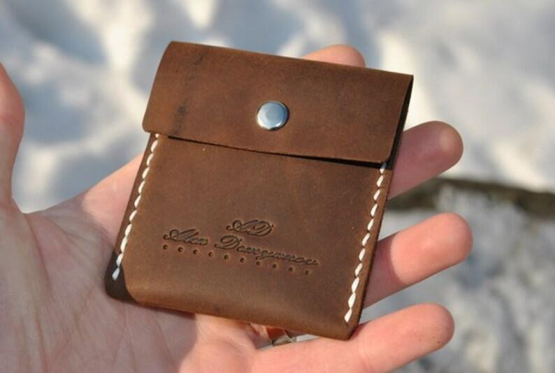 cdc1109ab9 Sacchetto di carta di credito con porta biglietti da visita in   Etsy