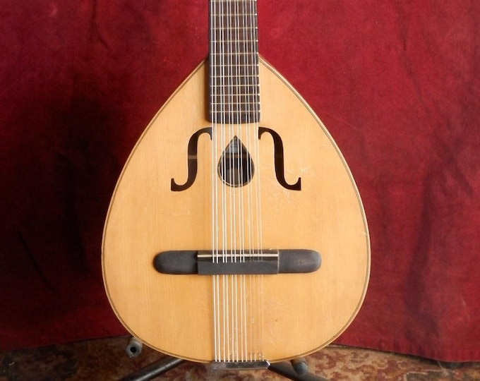 Spanish 12 string Laud