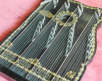 AEOL Amerikan Harp Zither