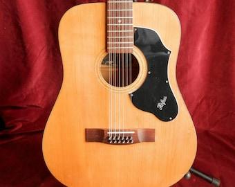 Hofner 12 String Acoustic Guitar 1972