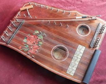 Concert Violin Harp