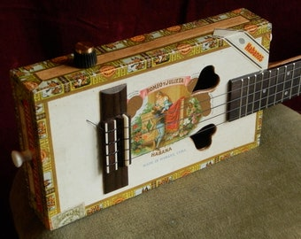 Cigar-Box Ukulele