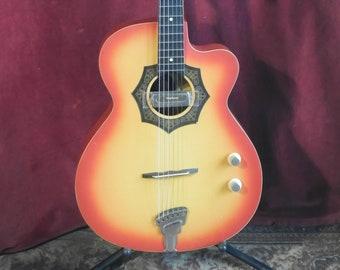 Orpheus, Bulgarian Acoustic Guitar