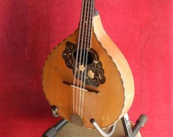 Mandola or Octave Mandolin
