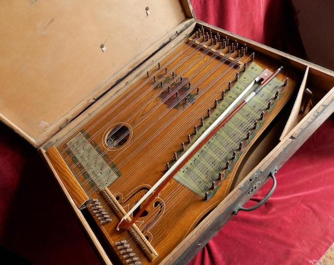 Neuber's Violin Zither