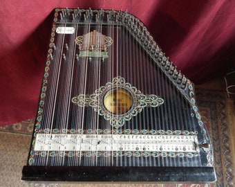 Mandolin Chord Zither by Meinhold