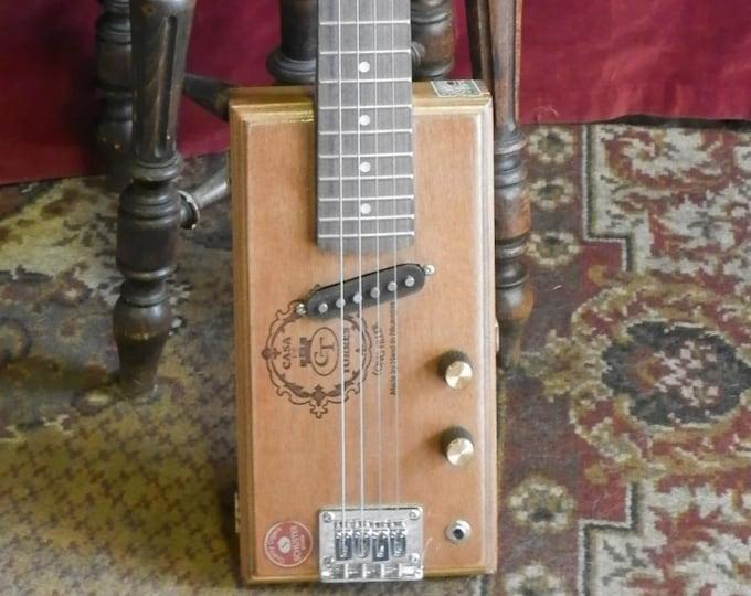 4 String Cigar-Box Guitar