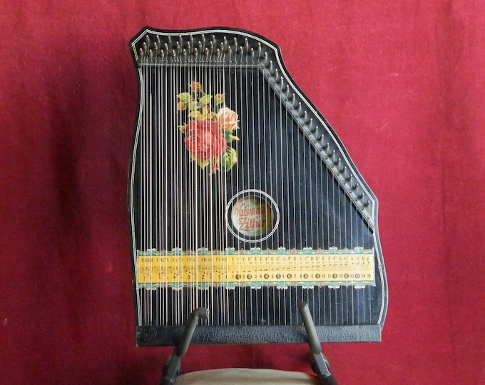 6 Chord Guitar Zither - Valsonora