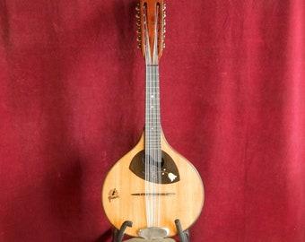 """12 String Mandolin or """"Mandriola""""."""
