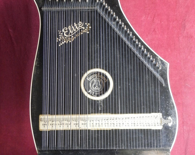 6  Chord Guitar Zither