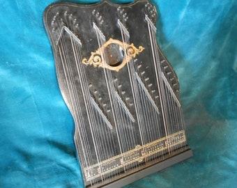 Amerikanische Harpen Zither, AEOL.