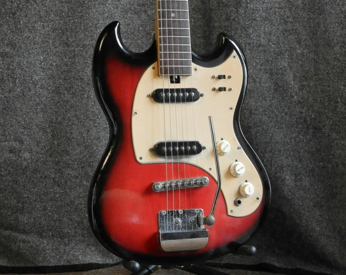 Japanese Electric Guitar 1970s