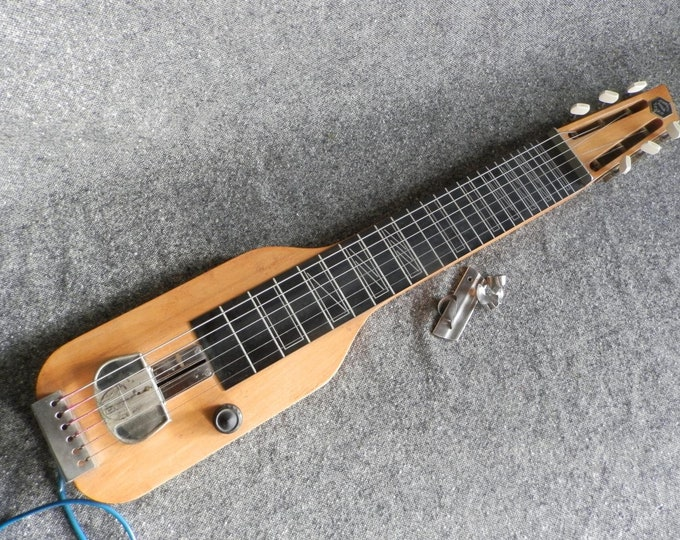 Slide Guitar - Elektrik Musik Teske.