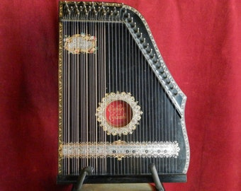 5 Chord Guitar Zither