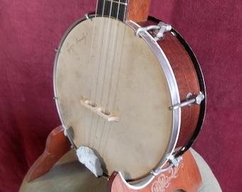 """Dallas """"A"""", George Formby, Ukulele-Banjo"""