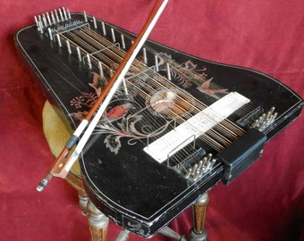 Violin Zither