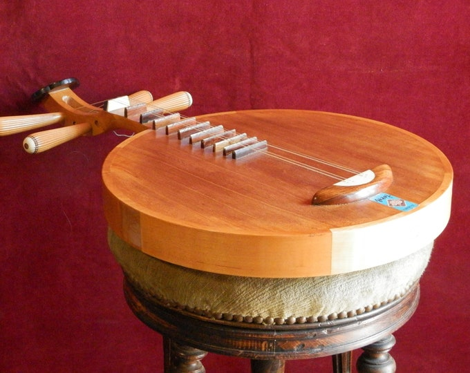 Yue-Qin or Moon Guitar