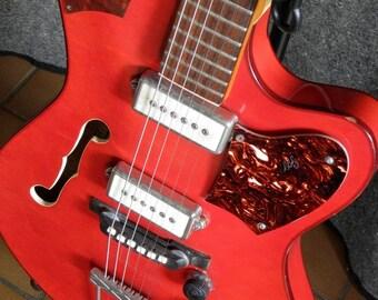 Framus Atlantica Hollow-Body Electric Guitar