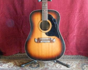 Framus 6 String Texas Acoustic Guitar