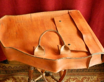 Leather Zither Case