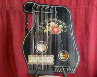 Violin Chord Zither