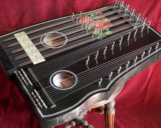 Concert Violin Harp, Zither