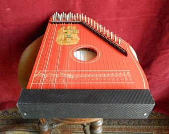 """3 Chord """"Kinder"""" Zither"""