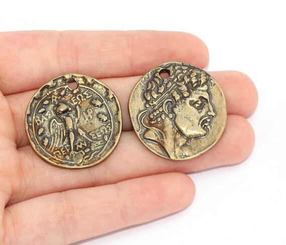 Antike Griechische Münzen Alexander Der Große Etsy