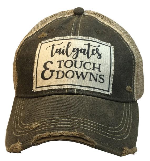 922f873ce09 Women s Trucker Hat Baseball Cap Tailgates