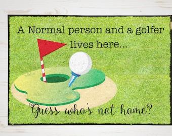More Colors. Golf Door Mat ...