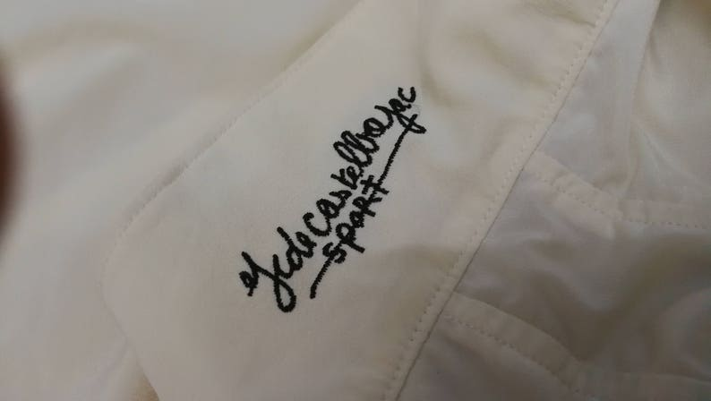 SALE!! Jeans Charles de Castlebajac Sport Hoodie Windbreaker Streetwear XLarge Jacket