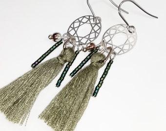 Bohemian dream earrings