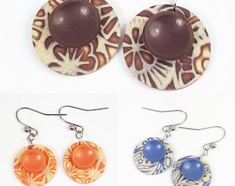 Small vintage earrings