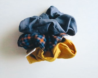 Clearance Scrunchie Grab Bag-3 random scrunchies